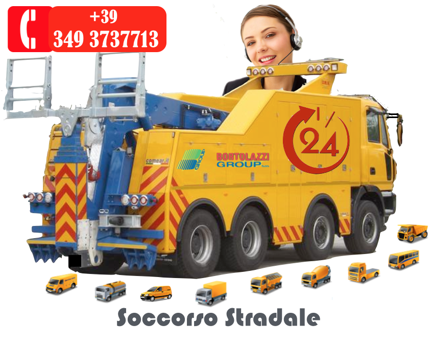 GRU STRADALE CAMION