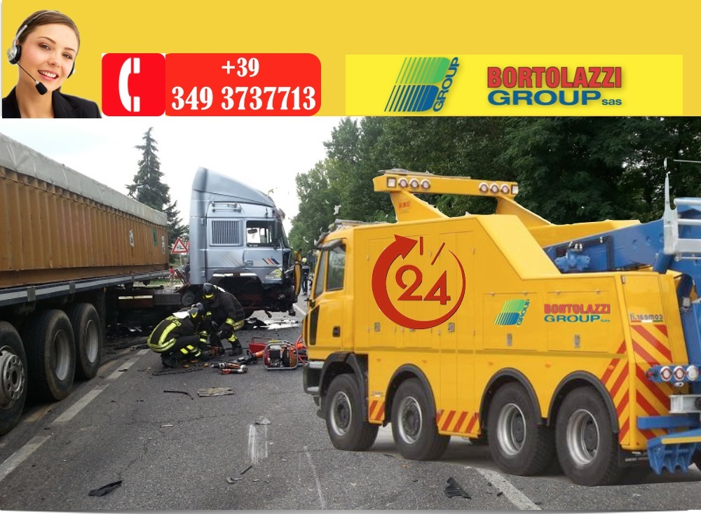 Breakdown Heavy Vehicles Brescia