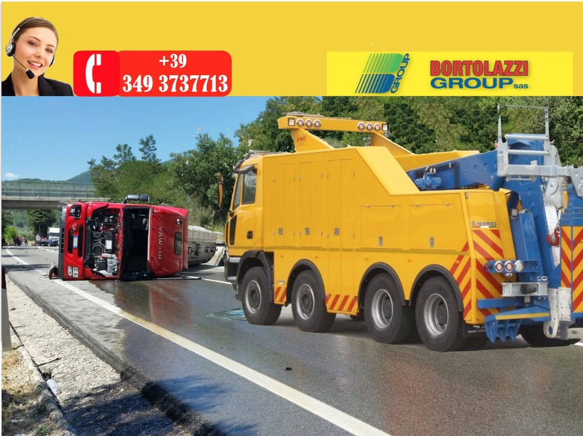 Breakdown Lorry Brescia